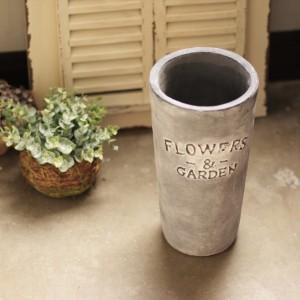 Flowers and Garden Vase