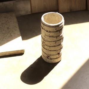 Brick Well Vase