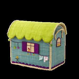 Toy Basket Gypsy Van