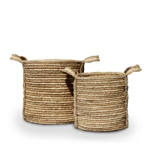 Oriana Sisal Laundry Basket