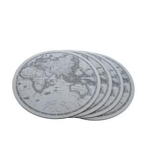 CT Opulence Globe 4 Placemats