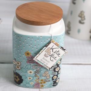 Katie Alice Pretty Retro Medium Storage Jar