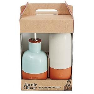 Terracotta Oil & Vinegar Drizzler, Jamie Oliver