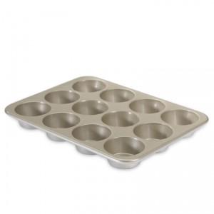 Alum Non-Stick Standard Size 12-Cup Muffin Pan , Nordicware