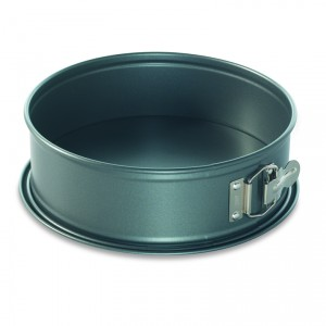 "Alum Non-Stick 9"" Leak-Proof Springform Pan, Nordicware"