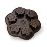 Cast Alum Maple Leaf Cake Pan , Nordicware