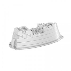 Cast Alum Pirate Ship Cake Pan , Nordicware