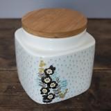 Katie Alice Pretty Retro Small Storage Jar