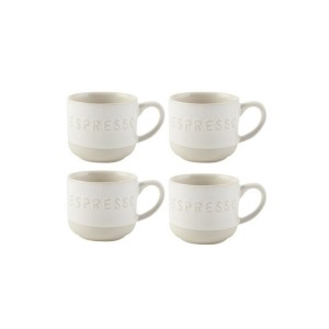 La Cafetiere Origins Set 4 Espresso Cups
