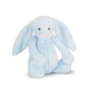 Jellycat Bashful Blue Bunny