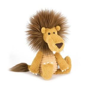Jellycat Snagglebaggle Lawrence Lion