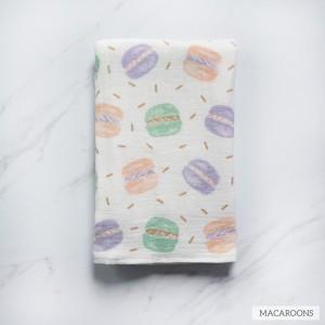 Macaroons Tottori Baby Towel