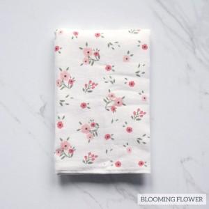 Blooming Flowers Tottori Baby Towel