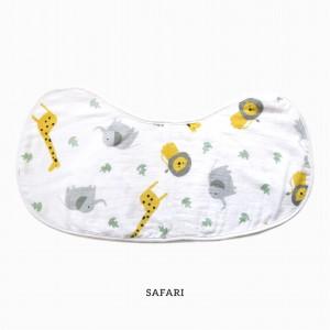 Safari Burp & Bib