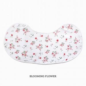 Blooming Flowers Burp & Bib