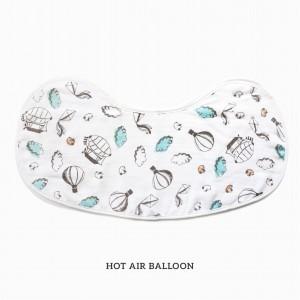 Hot Air Baloon Burp & Bib