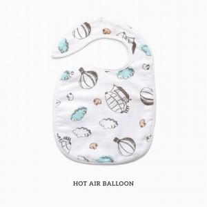 Hot Air Baloon Snappy & Bib