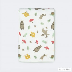 Woodland Tottori Baby Towel