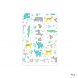 Zoo Tottori Baby Towel