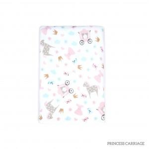 Princess Carriage Tottori Baby Towel