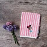 Minnie Stripe Disney Washmitt