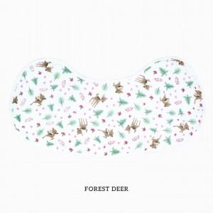 Forest Deer Burp & Bib