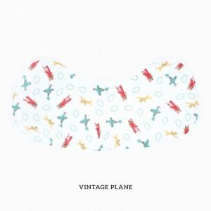 Vintage Plane Burp & Bib