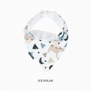 Ice Polar Bandana Bib