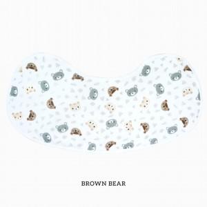 Brown Bear Burp & Bib