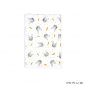 Carrot Bunny Tottori Baby Towel