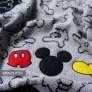 Mickey Icons Disney Towel