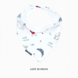 Lost in Space Bandana Bib