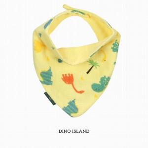 Dino Island Bandana Bib