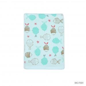 Big Fish Tottori Baby Towel