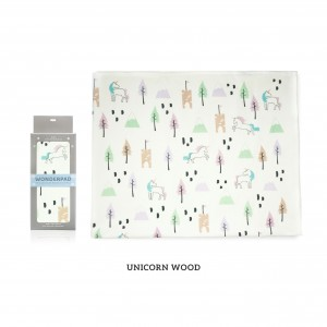 Unicorn Wood Wonderpad