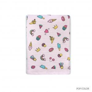 Pop Color Tottori Baby Towel