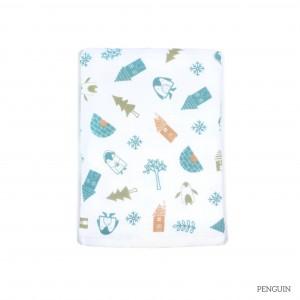 Penguin Tottori Baby Towel