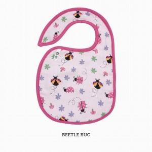 Beetle Bug Snappy Bib