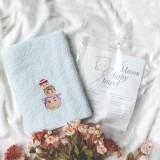 Toy Story Tsum Tsum BLUE Mason Baby Towel