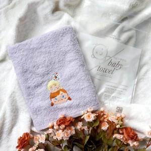 Frozen Tsum Tsum Mason Baby Towel