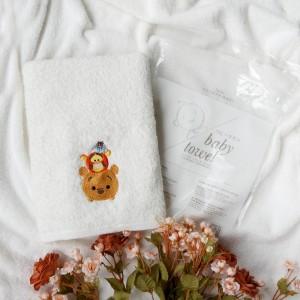 Winnie The Pooh Tsum Tsum Mason Baby Towel