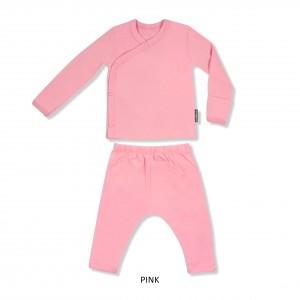 PINK Baby Kimono Set