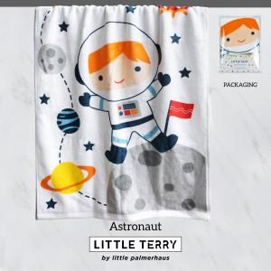 ASTRONAUT LITTLE TERRY TOWEL