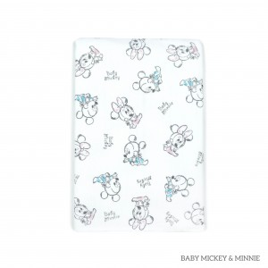 Baby Mickey and Minnie Tottori Baby Towel