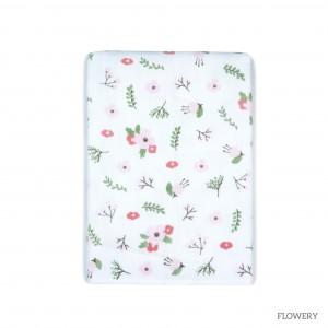 Flowery Tottori Baby Towel