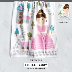PRINCESS LITTLE TERRY TOWEL
