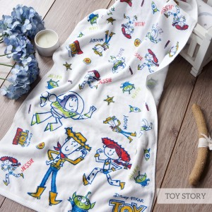 TOY STORY LITTLE TERRY TOWEL