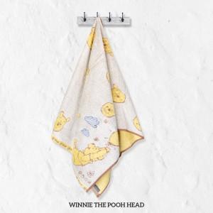 Winnie The Pooh Head Disney Towel