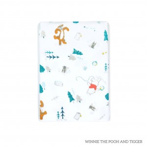 Winnie The Pooh And Tigger Tottori Baby Towel