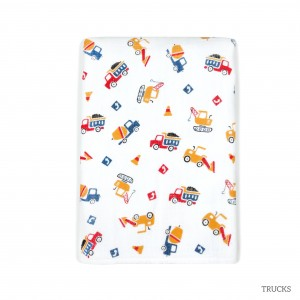 Trucks Tottori Baby Towel